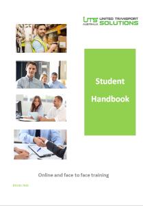 studnet handbook